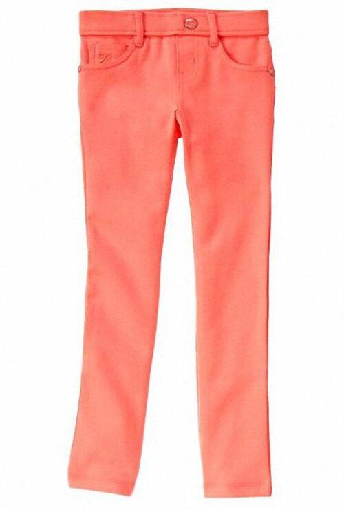 Pantalon Gymboree Colorful Ponte coral