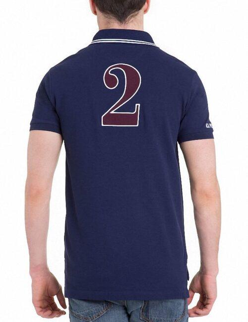 Camiseta Polo US Polo USPA navy