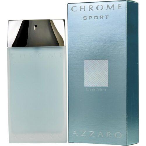 Perfume Chrome Sport De Azzaro Para Hombre 100ml