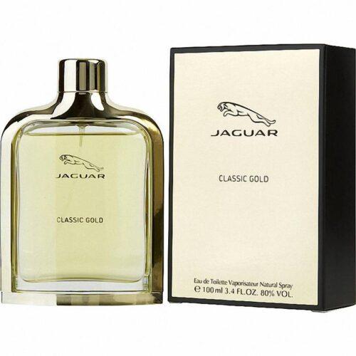 Perfume Jaguar Classic Gold de Jaguar para hombre 100ml