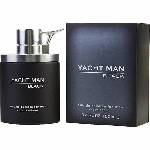 Perfume Yacht Man Black de Myrurgia para Hombre 100ml
