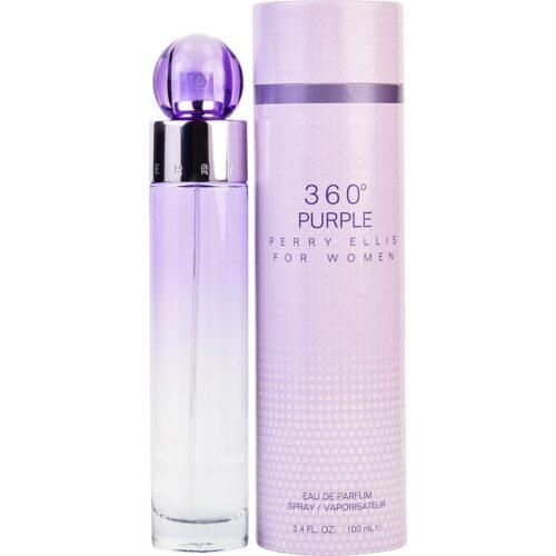 Perfume 360 Purple de Perry Ellis para mujer 100ml